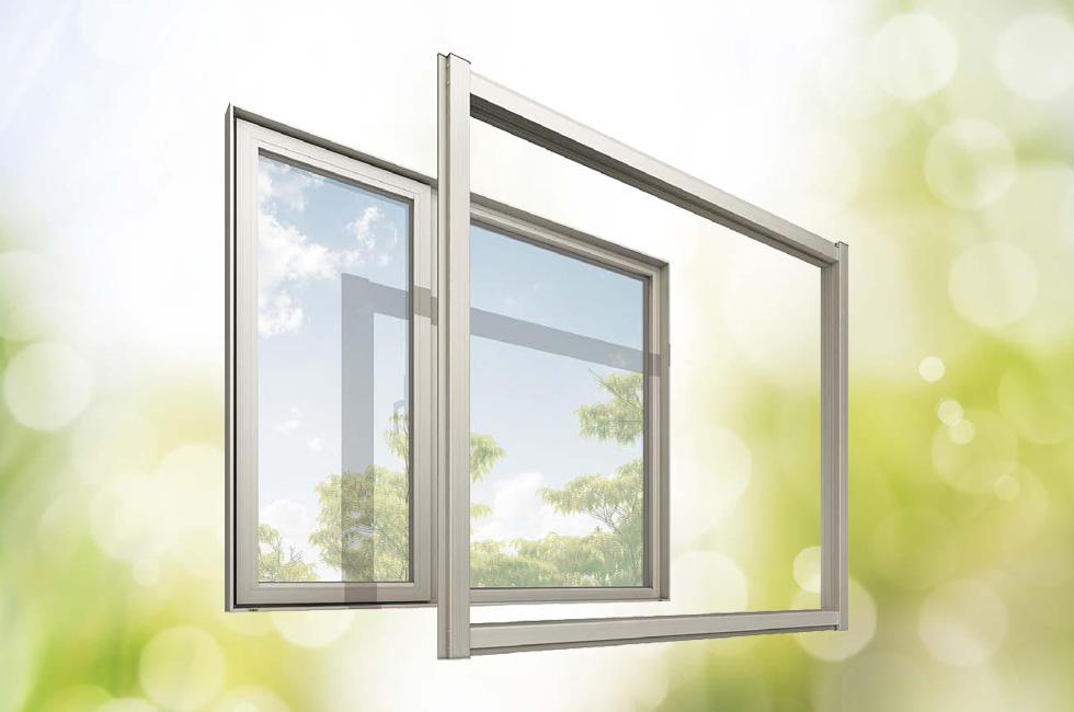外窓のリフォーム 樹脂製リフォーム外窓