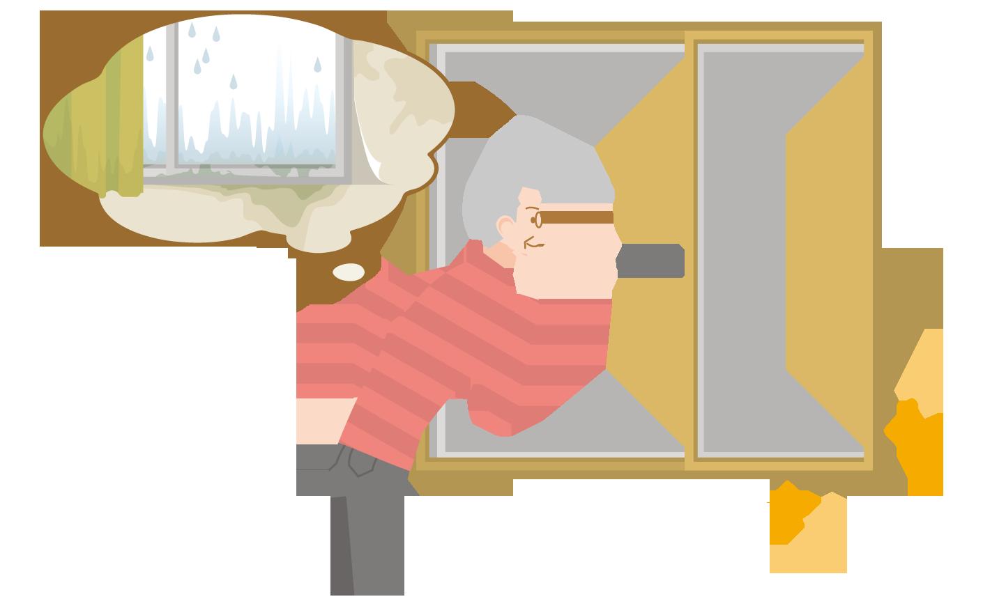 内窓のリフォーム|結露軽減
