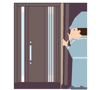 玄関ドアのリフォーム|xxxxxx