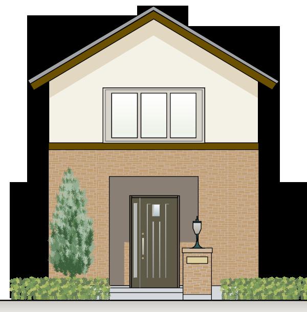 外壁のリフォーム|洋風スタイルに外壁をチェンジ