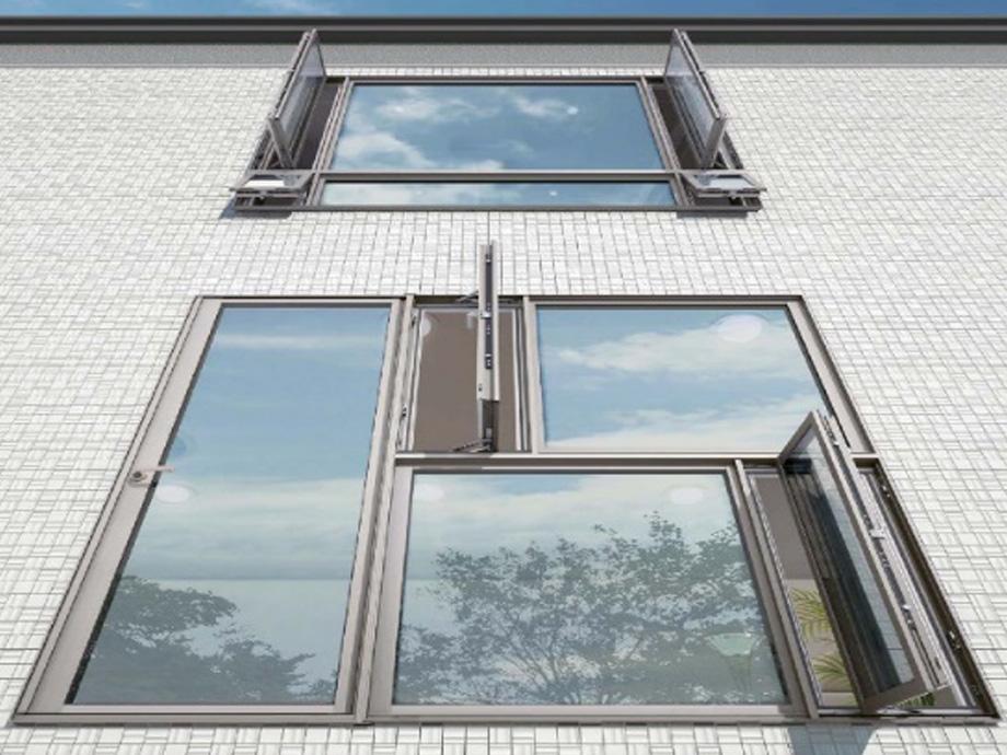外窓のリフォーム
